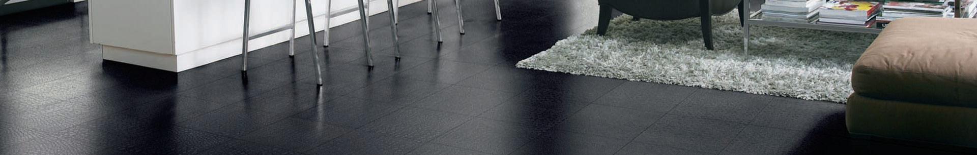 Leather Cork-backed Flooring