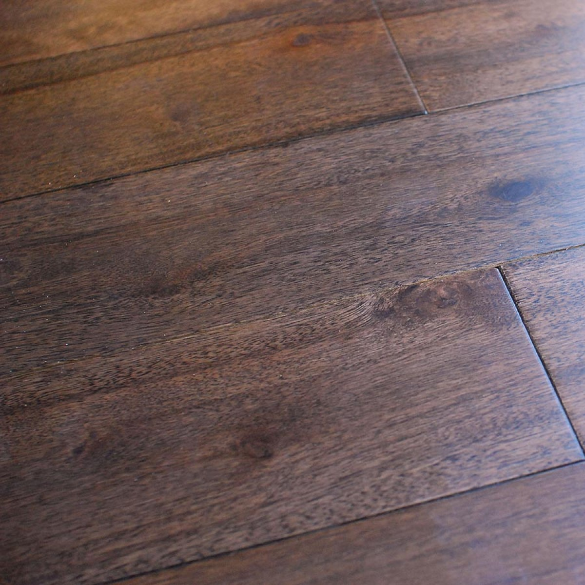 18mm Solid Australian Hardwood Black Sydney Caffe Flooring