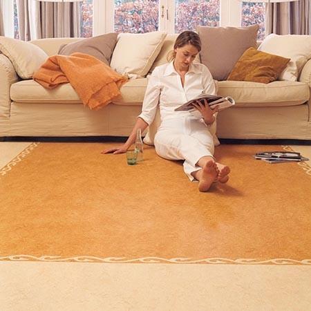 marmoleum real. Black Bedroom Furniture Sets. Home Design Ideas