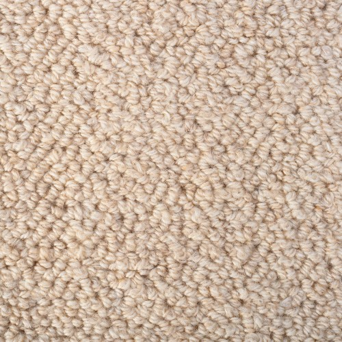 Earthweave McKinley Wool Carpet - Snowfield