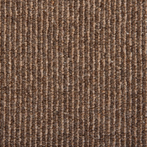 Earthweave Pyrenees Wool Carpet Chestnut