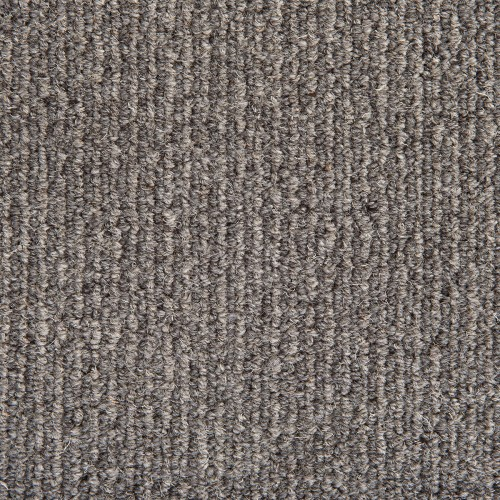 Earthweave Pyrenees Wool Carpet Steel
