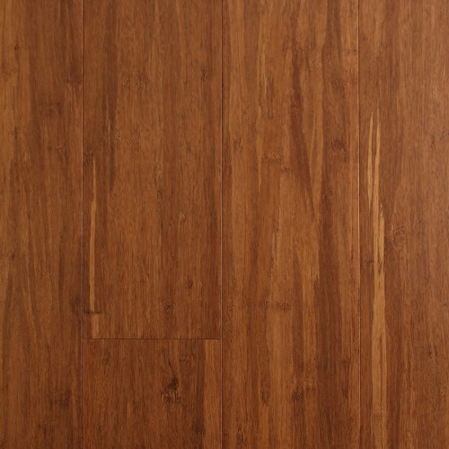 12mm Solid-Lock Strandwoven Bamboo - Carbonized