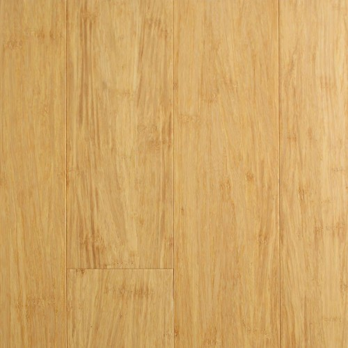 12mm Solid-Lock Strandwoven Bamboo - Natural