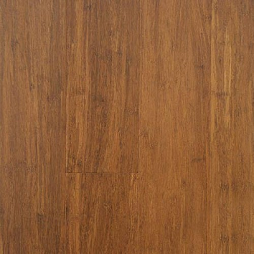 12mm Solid Strandwoven Bamboo - Carbonized