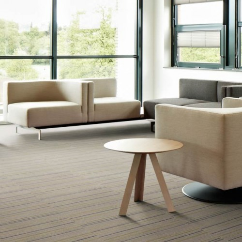 Flotex Pinstripe Carpet Tile