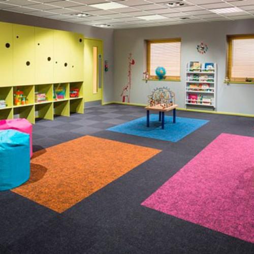 Flotex Color Metro Neon Carpet Tile