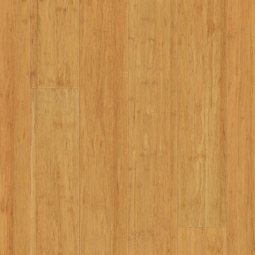"Ming Engineered Strand Woven 3/8"" Bamboo - Natural"