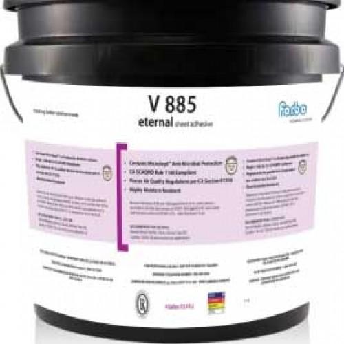 V 885 4 Gallon Eternal Adhesive