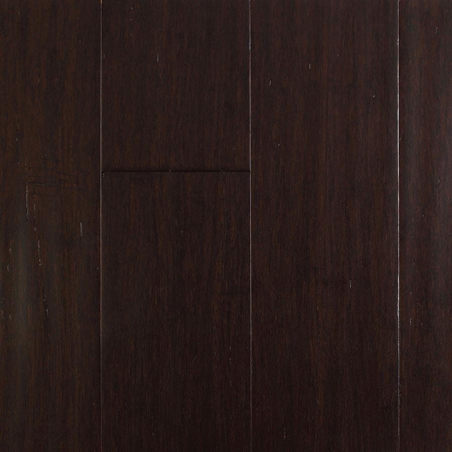 12mm Solid Lock Strandwoven Bamboo Coffee Bean Bamboo