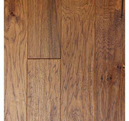10.5mm Engineered Hardwood - Hickory Smoked