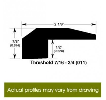 Threshold for Premier Fineline - 78""