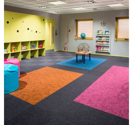 Flotex Color Metro Neon Carpet Tile