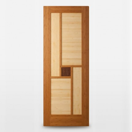 Nami palm designer door