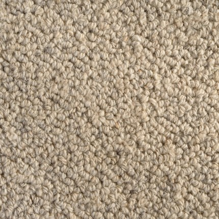 Earthweave McKinley Wool Carpet - Silver Birch
