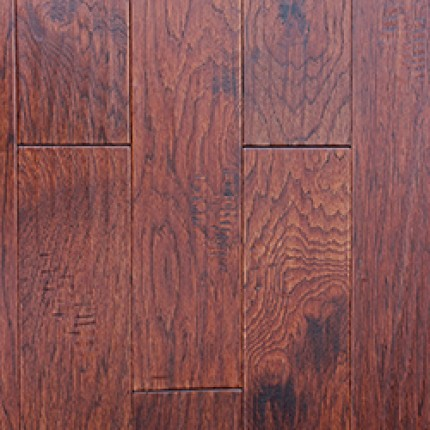 10.5mm Engineered Hardwood - Hickory Allspice (Ecofusion)