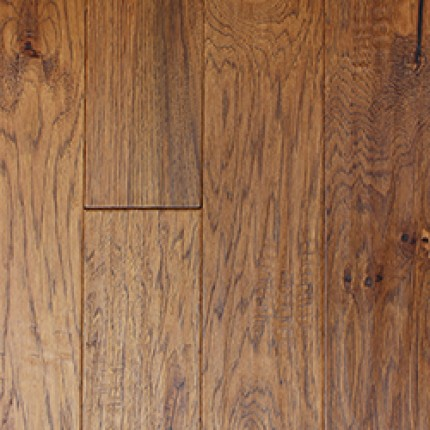 10.5mm Engineered Hardwood - Hickory Smoked (Ecofusion)