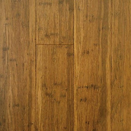 14mm Engineered Strandwoven Bamboo - Carbonized (Ecofusion)