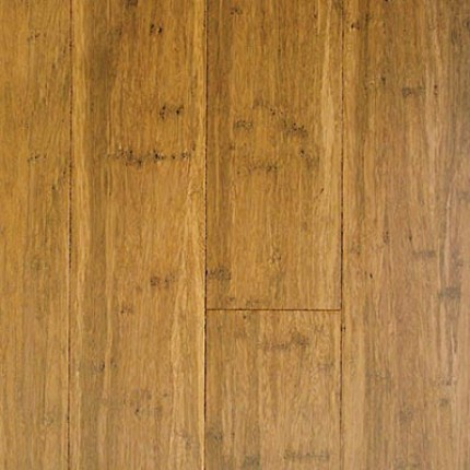 14mm Engineered Strandwoven Bamboo - Light Carbonized (Ecofusion)