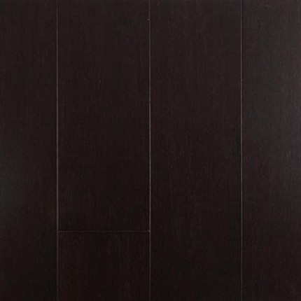 12mm Solid-Lock Strandwoven Bamboo - Dark Chocolate
