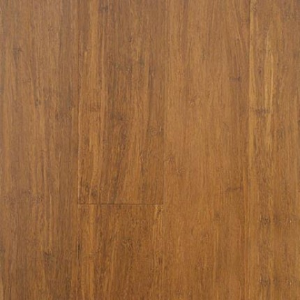 12mm Solid Strandwoven Bamboo - Light Carbonized