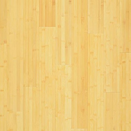 Natural Bamboo Traditions - 3' Solid Bamboo Horizontal Natural (US Floor