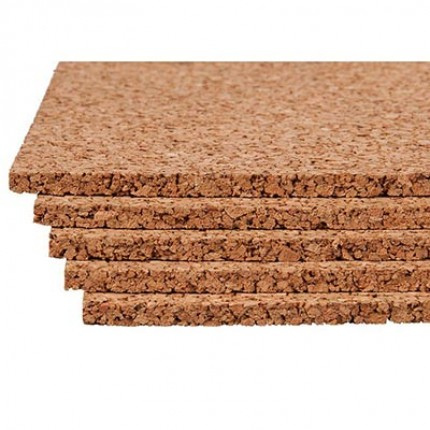 Cork Underlayment Sheets - 12mm - 150sf (Nova Distinctive Floors)