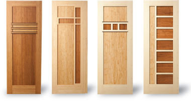 Stile and Rail Designer Doors